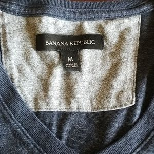 Banana Republic Shirts - Banana Republic Men's V Neck T Shirt